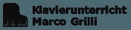 Marco Grilli -Klavierlehrer Logo